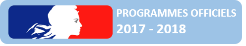 Programmes officiels Education Nationale